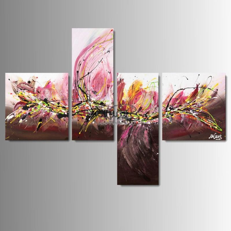 Quadri moderni astratti dipinti a mano art mmb arredamento for Quadri e quadri