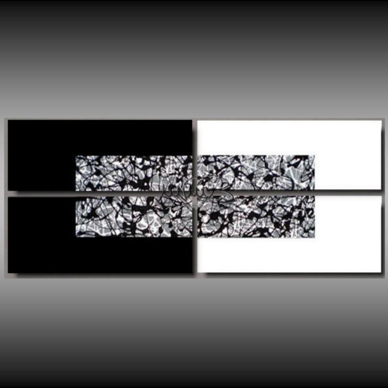 Quadri moderni astratti dipinti a mano art mmb arredamento for Tele quadri