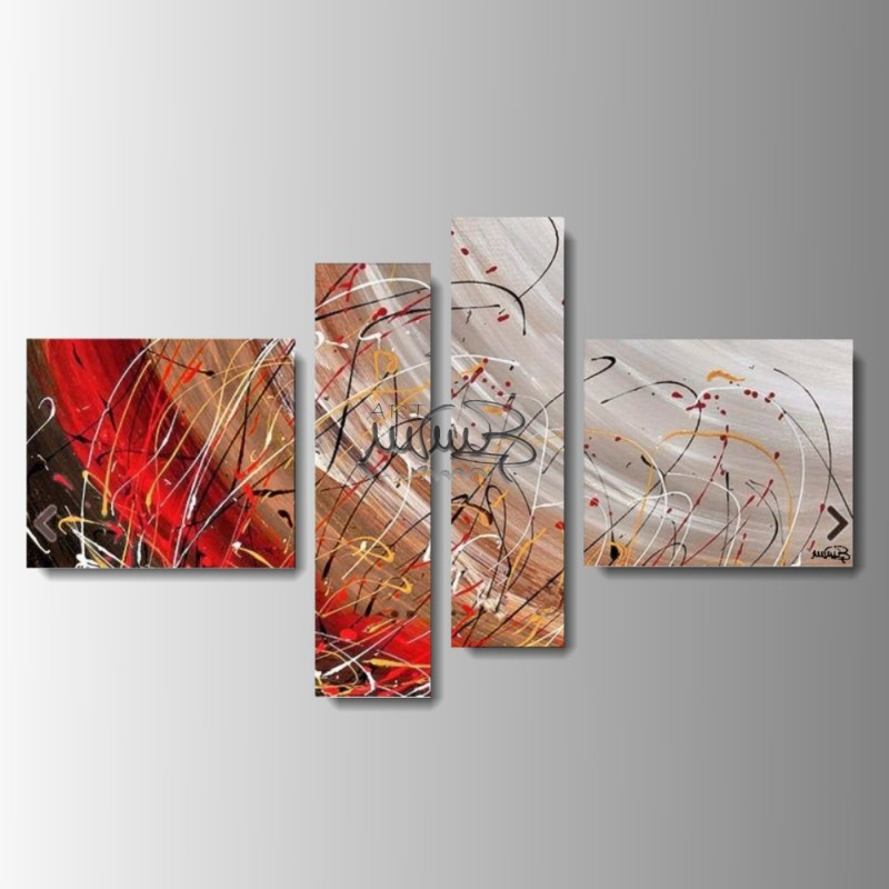 Quadri moderni astratti dipinti a mano quadri arredamento for Quadri moderni astratti dipinti a mano