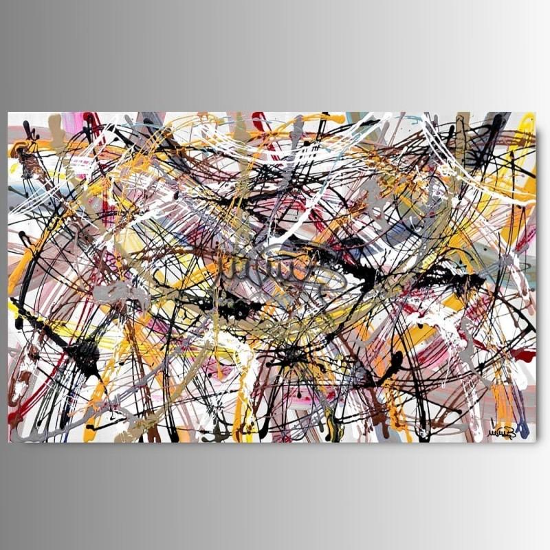 Vendita online Quadri moderni Astratti originali dipinti a mano su ...