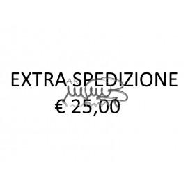 EXTRA SPEDIZIONE  € 25,00